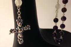 Amethyst/Quartzite Rosary
