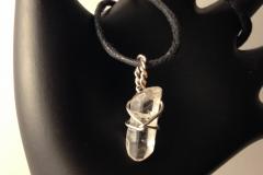 Clear Quartz Crystal #4