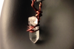 Clear Quartz Crystal #7