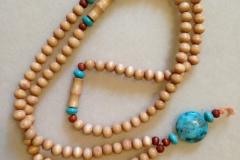 Mala necklace 5